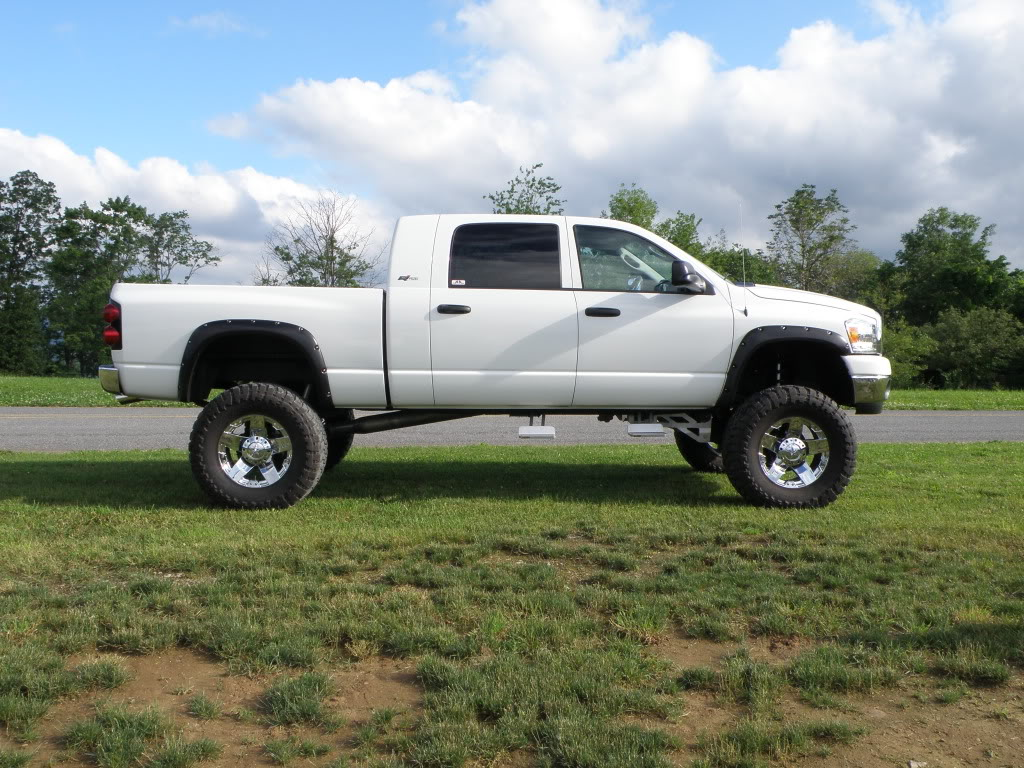 2007 mega cab 12 custom rize suspension 20x10 rockstars 40x1550x20 toyo mts http www dodgetalk com forums showpost php p 3230160 postcount 154